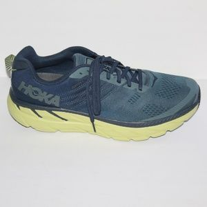 Hoka One One Clifton 6 Men size 11.5 Running Shoes
